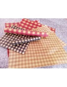 Bee's wrap pack - tissu ciré à la cire d'abeille - zéro déchet