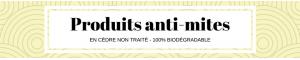 Produits anti-mites
