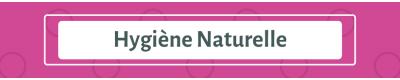 Hygiène naturelle