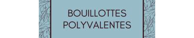 Les bouillottes polyvalentes