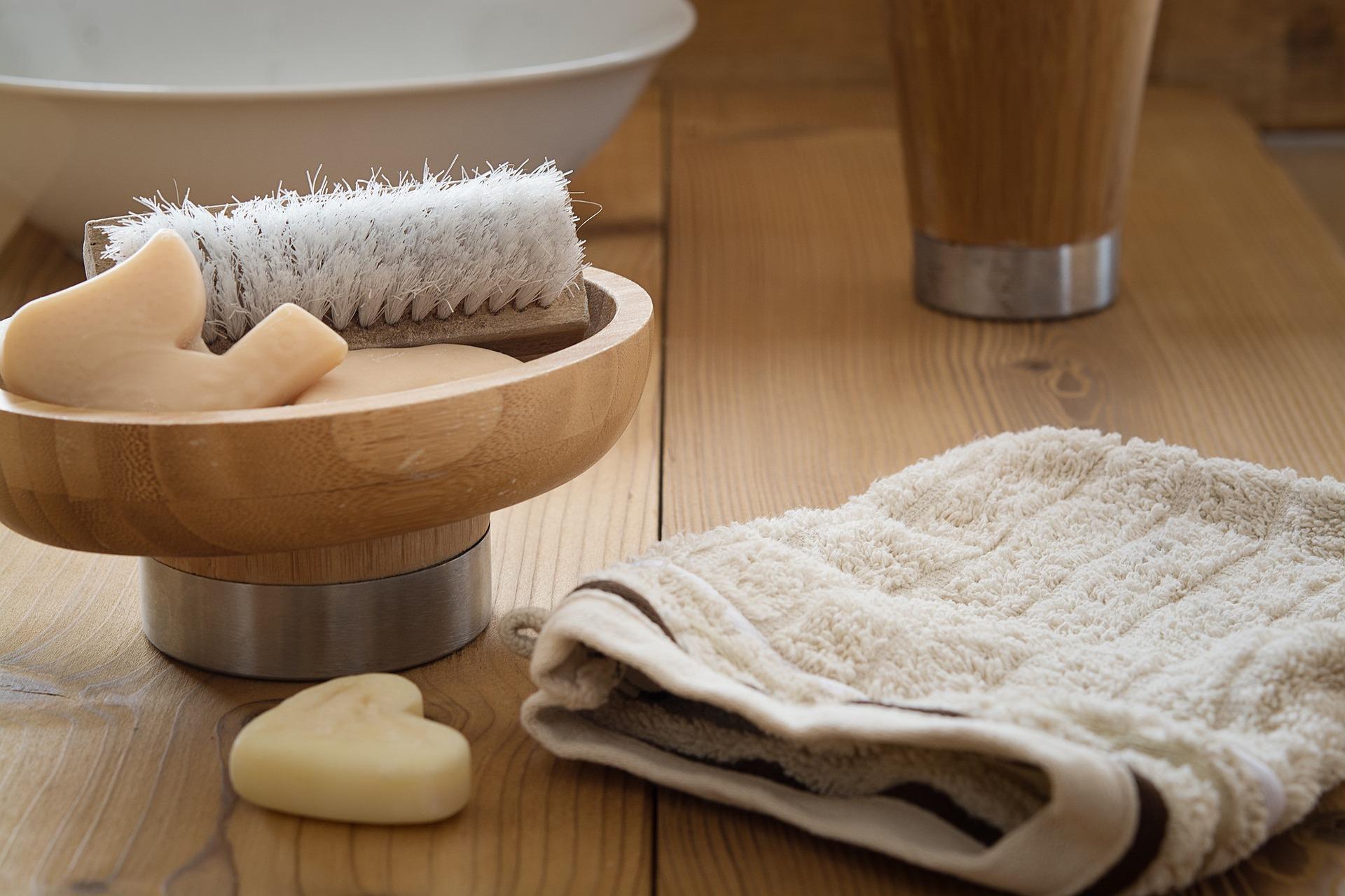 faire un sauve-savon maison