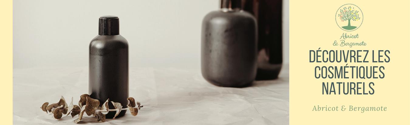 les cosmétiques naturels - Abricot & Bergamote